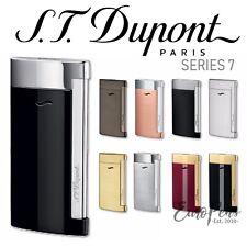 ST Dupont LIGHTER Slim 7 Flat-Flame Torch Slim 7 Lighter-Gift Boxed  UK SELLER