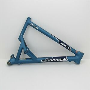 Cannondale Jekyll 2000 Front Triangle, Large, 2nd Generation