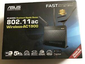 ASUS Wireless Gigabit Router 802.11ac RT-AC1900  BRAND NEW