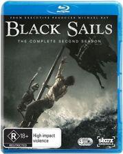 Black Sails - Season 2 = NEW Blu-Ray