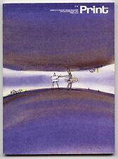 1991 Ladislav Sutnar PRINT Czech DESIGN Illustration ADVERTISING Annual Reports