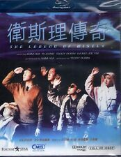 The Legend of Wisely Blu Ray Sam Hui Joey Wang Ti Lung NEW English Sub