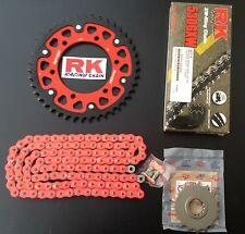 RK Supersprox Kettensatz Yamaha R1, RN01, RN04, 16-43-114, Stealth red core neu