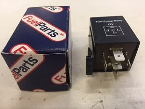 Fuel Injection Pump Relay Fits Ford Escort XR3i,RS Turbo..Purple Type 1983-1990