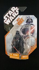DARTH Vader Star Wars Hasbro 30th Anniversary MOC Empire Strikes Back ESB Sith