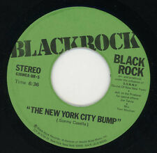 Black Rock-The New York City Bump - Blackrock-Modern Soul- 45-1975