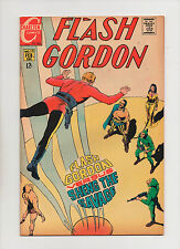 Flash Gordon #12 - Sheng The Savage - (Grade 8.0) 1969