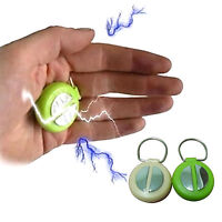 Electric Shock Hand Buzzer Gag Toy Halloween Xmas Gift Prank Trick Party WELL