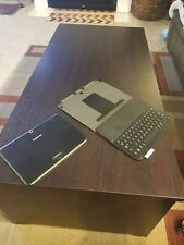 Samsung tablet 10.1 with Logitech Bluetooth keyboard