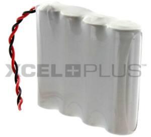 ADT 6V Alkaline Battery Pack - Flashing LED Siren Decoy Alarm Dummy Bell Box