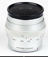 Lens Zeiss Distagon 2.8/25mm Contarex
