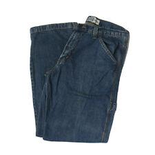 Signature by Levi Strauss & Co. Men's Carpenter Blue Jeans Size 33x32