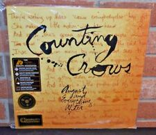 Counting Crows August & Everything After Vinyl 2 LP NEW sealed