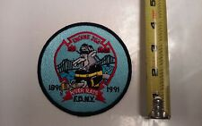 I-68 Fire Department Patch, New York River rats engine 262, Nice