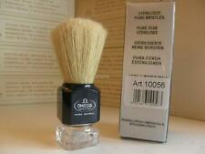 Omega Shaving Brush # 80056 - Two Color Combinations