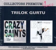 Trilok Gurtu - Crazy Saints & Believe - 2 CD - Neu / OVP