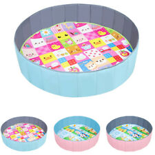 Foldable Kids Balls Pit Pool Indoor Outdoor Play Tent Game Ocean Ball Pool Toy