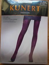 Kunert Fashion Collants Filigrane Rayures Brillant Taille 40-42
