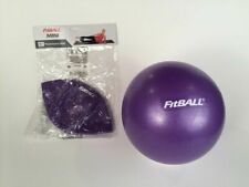 FitBALL Mini Exercise Ball (9 Inch) 9in - Purple