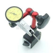 Flexibel Magnetstativ Magnet Meßstativ Basis Fühlhebel Messgerät Set Messmittel