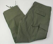 TRU-SPEC 1285 ACU Tactical Response Uniform Pant Poly Cotton Olive Drab XL Reg
