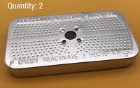 2 Rechargeable 40 Gram Desiccant Gun Safe Ammo Dehumidifier REUSABLE Silica Gel
