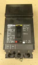 Square D Hd 060 3 pole 30 amp 600v Hda36030 PowerPact Circuit Breaker Hda