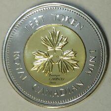 2004 Canada Proof-Like Test Token Toonie
