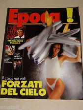 EPOCA=1988/1971=UMBERTO ECO=LETIZIA MORATTI=GIANNI MATTIOLI=BRUNO COPPI=