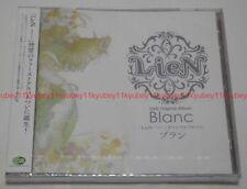 New LieN Original Album Blanc CD Japan 4562382721356