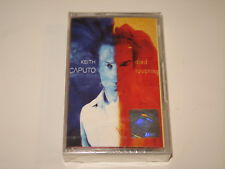 KEITH CAPUTO - Died Laughing - MC cassette tape 2000