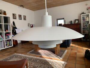 Poul Henningsen PH 4/3 pendant lamp light by Louis Poulsen