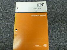 Case E71 E75 E79 E780 E785 Cat-Hatz Engine Parts Catalog Manual H7294