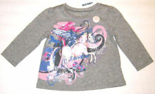 New OLD NAVY Size 6-12 Months Gray Long Sleeves Tops ~ Shirt