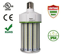 Dephen 100W LED Corn Light Bulb E39 5000K 12000LM IP64 UL CUL Metal Halide Lamp