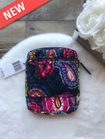 NWT Vera Bradley Mini Hipster Purse Bag Crossbody Twilight Paisley MSRP $50