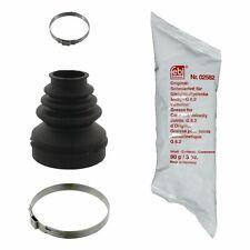 Front CV Boot Kit Fits Peugeot 1007 206 206+ 207 208 3008 307 308 407 Febi 31056