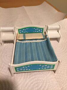 "Lundby ""Blue Heaven"" Bedroom Set"