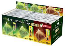 Itoen Japanese Premium Tea Bag Assort 60 bags From Japan