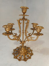Antique Gilt Spetar Candelabra   ref 2789