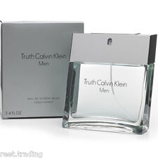 TRUTH  BY CK Calvin Klein  Cologne for Men * 3.4 oz * NEW IN BOX SEALED