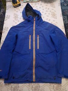 Burton AK Stagger Snowboard Jacket - Small