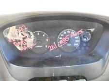11/2005 KIA PREGIO INSTRUMENT CLUSTER (241,035 KMS) (STOCK NUMBER V7432)
