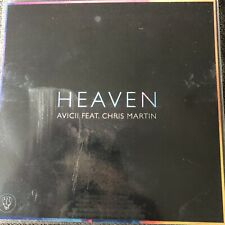 AVICII FT CHRIS MARTIN - HEAVEN - BRAZILIAN 5 REMIX PROMO CD