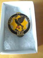 1st Cavalry Regiment Crest DI DUO NO HALLMARK
