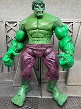 "Marvel Legends Toybiz Face Off THE HULK / Leader 2 Pack 6"" Scale Figure DIF ARMS"