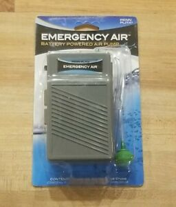 Penn-Plax Silent Air B10 Battery Operated Aquarium and Fishing Air Pump Manual