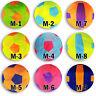 Aufblasbarer Stoffball Ball XL Fußball Volleyball Ø ca. 50cm Strand Beachball