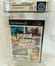 New listing Ps2 Grand Theft Auto Vice City Stories Wata 9.6 A+ Sealed New PlayStation 2 Gta