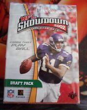 NFL SHOWDOWN 2002 CCG DRAFT PACK